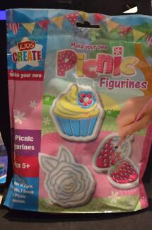 Kids Create Make Your Own Picnic Figurines