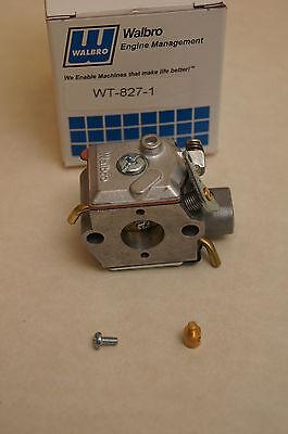 Genuine Walbro Carburetor Wt-827