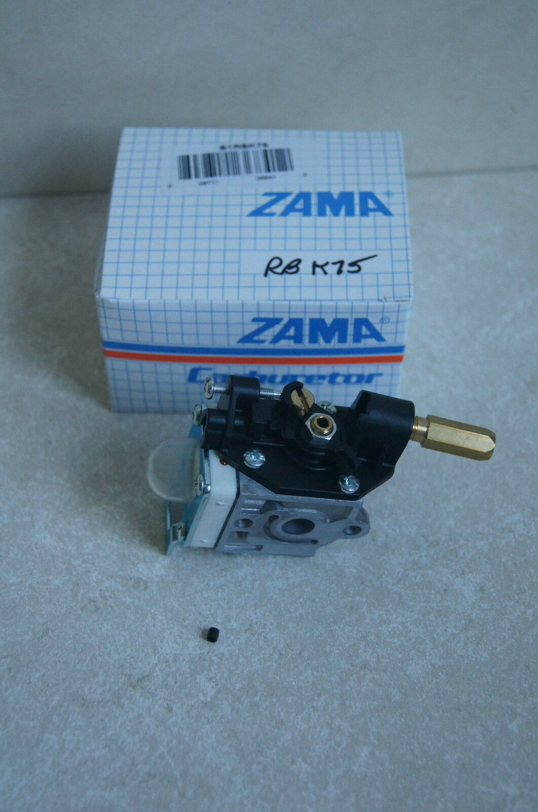Genuine Zama Carburetor Rb-k75 Equal To Echo A021000740