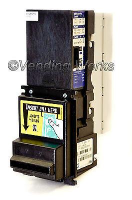 Mars Mei Vn2312 Bill Acceptor Validator 24 Volt - Rebuilt W New Belts