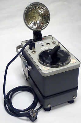 General Radio 1538-a Genrad 1538a Strobotac Electronic Stroboscope Strobe Light