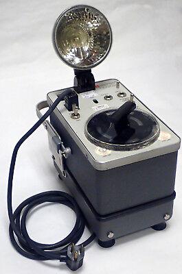 General Radio 1538-a Genrad 1538a Strobotac Electronic Stroboscope Strobe Light