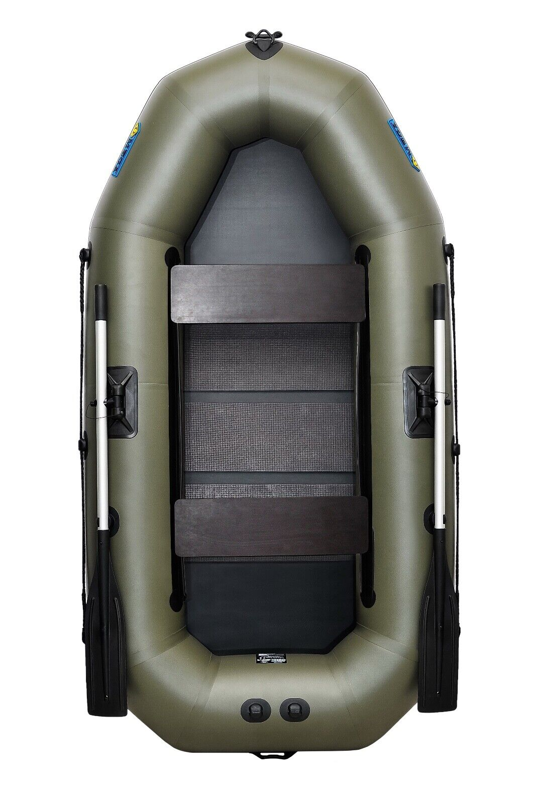 ΩMega Schlauchboot Typ 190 210 220 245 260 280 Angelboot Ruderboot  e-Motor