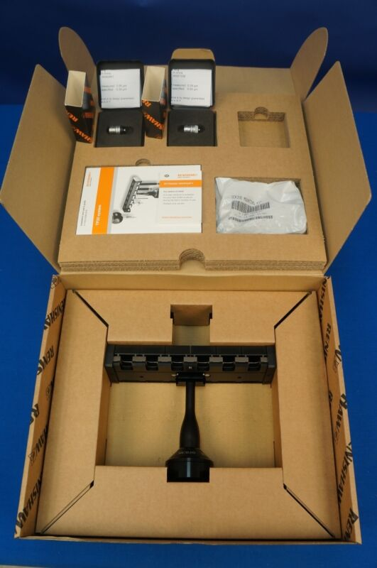 Renishaw MCR20 CMM Probe Module Change Rack Kit 2 w 2 TP20 New One Year Warranty