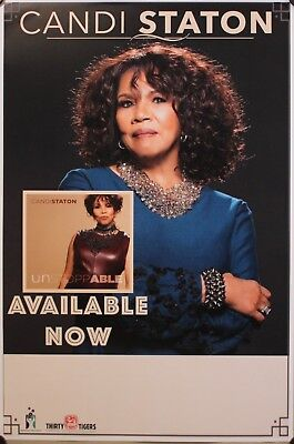 Unstoppable Poster (CANDI STATON, UNSTOPPABLE POSTER (R13) )