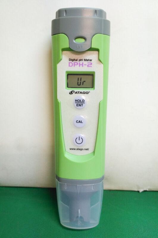10450 Atago Digital Ph Meter Dph-2