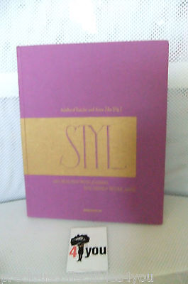 1920 STYLE STYL FASHION PARIS ART DECO BOOK BERLIN FASHION JOURNAL YOP 2009