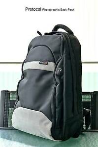 Photographic Large Back-Pack Sandgate Brisbane North East Preview