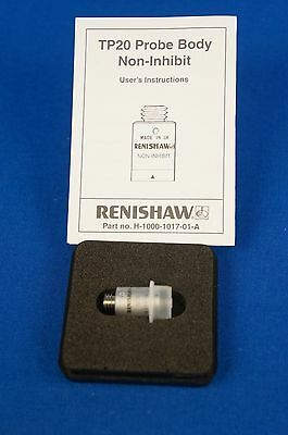 Renishaw Tp20 Cmm Touch Probe Non Inhibit Body New In Box With One Year Warranty