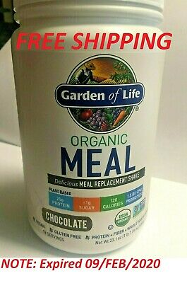 Garden of Life RAW Organic Meal Shake Meal Replacement