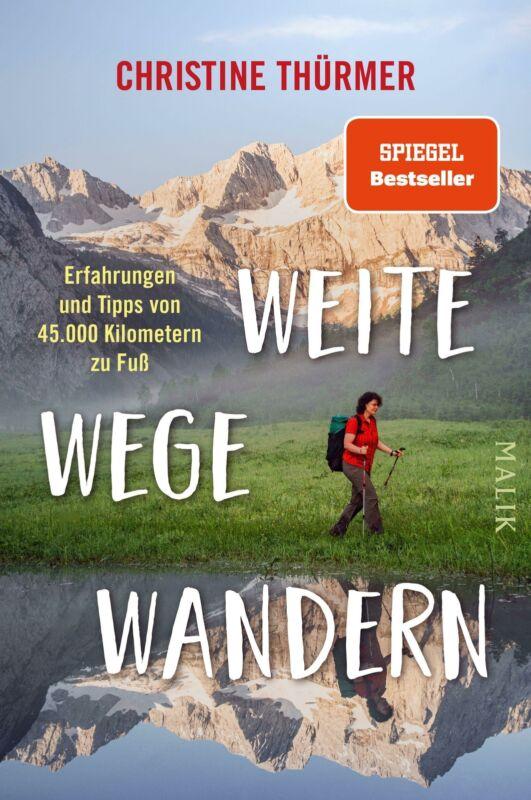 Weite Wege Wandern Christine Thürmer