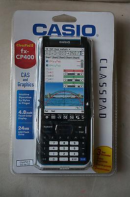CALCULATRICE CASIO CLASSPAD FX-CP400 NEUVE