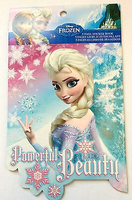150+ Disney Frozen Princess Elsa Anna Olaf Stickers Party Favors Teacher Supply
