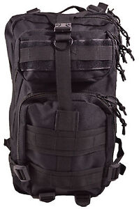Black Green Tan Every Day Carry Tactical Assault Bag EDC Day Pack Backpack Molle