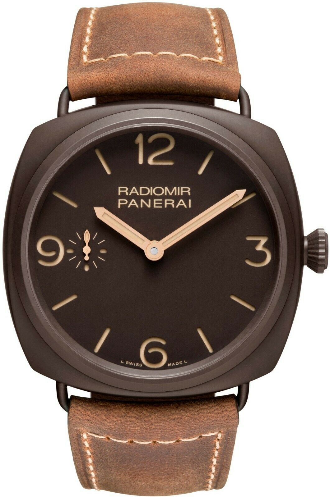 PANERAI RADIOMIR COMPOSITE 3-DAYS PAM00504 OP5914 LARGE LIMITED EDITION WATCH - watch picture 1