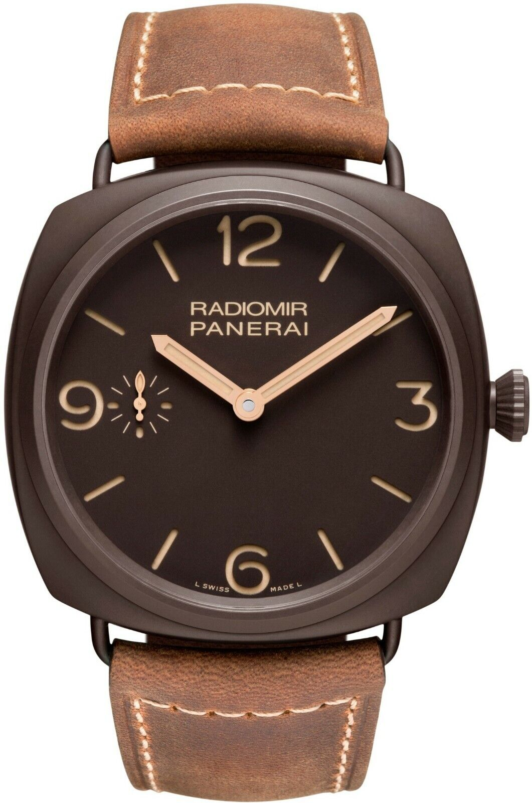 PANERAI RADIOMIR COMPOSITE 3-DAYS PAM00504 OP5914 LARGE LIMITED EDITION WATCH