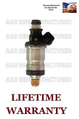 - OEM Lifetime Warranty Fuel Injector for Honda Civic EX DX LX1.5L 1.6L del Sol