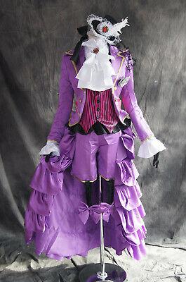 H-013 BLACK BUTLER Kuroshitsuji Alois Trancy COSPLAY Kostüm - Butler Kostüme
