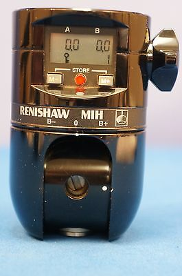 Renishaw Mih Manual Indexable Cmm Touch Probe Head Fully Tested 90 Day Warranty