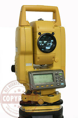 Topcon Gpt-3002w Prismless Surveying Total Stationsokkiatrimbleleicanikon