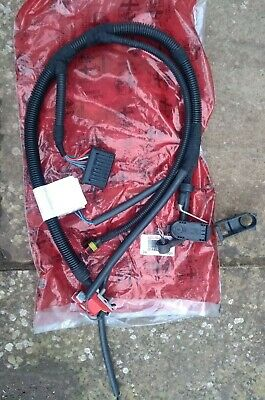 ALFA ROMEO 145 146 GENUINE NOS  wiring loom 46539700 Battery cable NEW