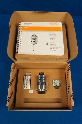 Renishaw Haas Omp40m Modulated Transmission Module New In Box 1 Year Warranty