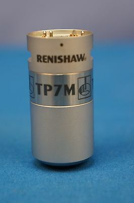 Renishaw Tp7m Cmm Strain Gauge Probe Fully Tested In With 90 Day Warranty