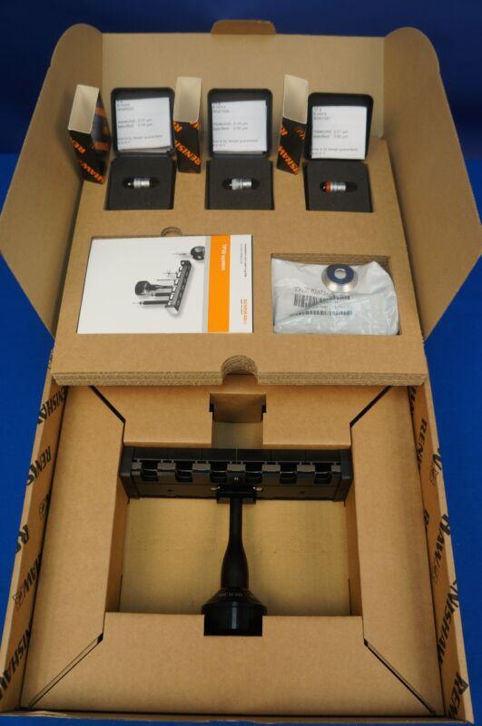 Renishaw MCR20 CMM Probe Module Change Rack 3 TP20 Modules New One Year Warranty