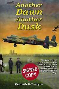 WW2 RAF Bomber Command Biography Lancaster rear gunner