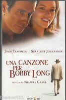 Una Canzone Per Bobby Long (2004) Vhs Lucky Red - lucky - ebay.it