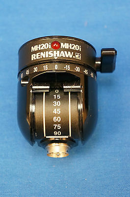 Renishaw Mh20i Cmm Touch Probe Upgraded W Ph10 Fully Tested With 90 Day Warranty