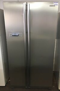 SAMSUNG side by side fridge freezer WITH WARRANTY The Entrance Wyong Area Preview