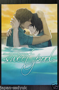 JAPAN-Sweet-pool-Nitro-CHiRAL-Official-Works-art-book