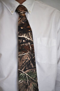 Mens-Camouflage-Ties-camo-ties-Mossy-Oak-realtree-Camo-Hunting-Outdoors