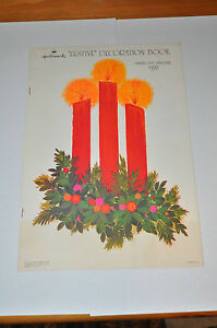 Hallmark-Vintage-Paper-Press-Out-Christmas-Festive-Home-Decorations-6-Designs