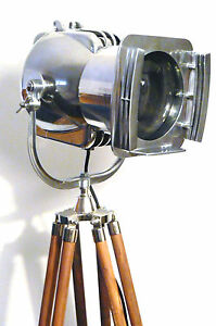 RARE-1950S-VINTAGE-THEATRE-LAMP-BRITISH-INDUSTRIAL-DESIGN-STEAMPUNK-LIGHT-ALESSI