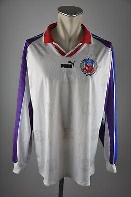 Helsingborgs IF Trikot Gr. XL 1997-1998 Puma Away Jersey HIF Schweden Shirt  image