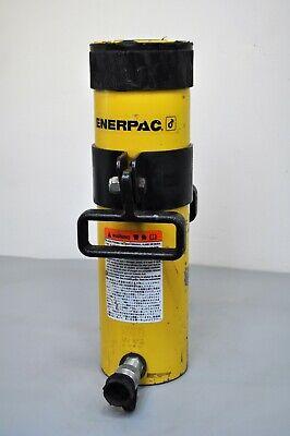 Enerpac Rc-5013 50 Ton Hydraulic Ram Cylinder 13-14 Stroke Single Acting 10k