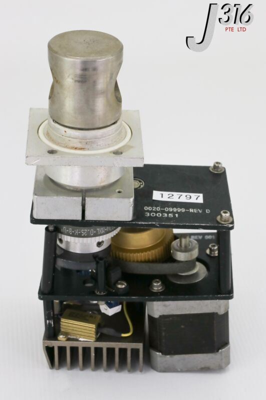 12797 Applied Materials Throttle Valve Assy W/ Px-245-02aa-c4 0015-09077