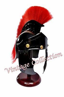Korinthische Helmrüstung Mittelalterliches Ritter Spartan Reenactment Kostüm
