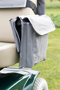 Mobility-Scooter-Wheelchair-pannier-bag-with-wallet