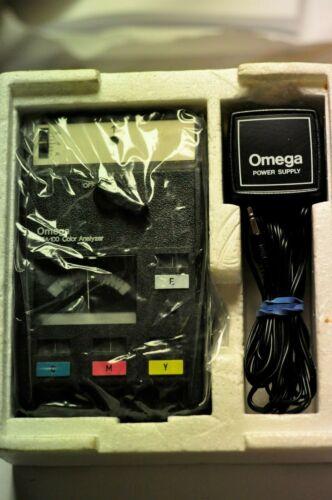 Omega SCA-100 Color analyzer. Tested.