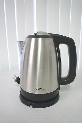 Aroma Professional AWK-299SD 7 Cup Stainless Steel Electric Kettle