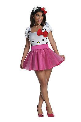 Adult Hello Kitty Costume TuTu Dress Hello Kitty Dress SALE 889962 - Womens Hello Kitty Costume