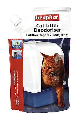 Beaphar Cat Litter Deodoriser Banish Litter Tray Odours - Valentina Valentti UK