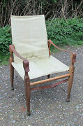 Victorian Oak Chair