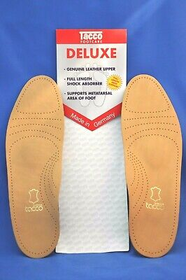 Tacco 694 Full Length Women's Leather Orthotic,Arch Support
