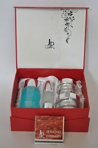 Jericho JP Beauty Pack Gift Set 4 Premium Line Products Dead Sea By Paloma