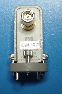 Keysightagilent V281a Coaxial Waveguide Adapter 1.00 Mm M 50-75ghz Wr-15 1mm