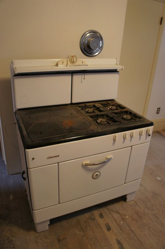 Glenwood Cast Iron Kitchen Stove